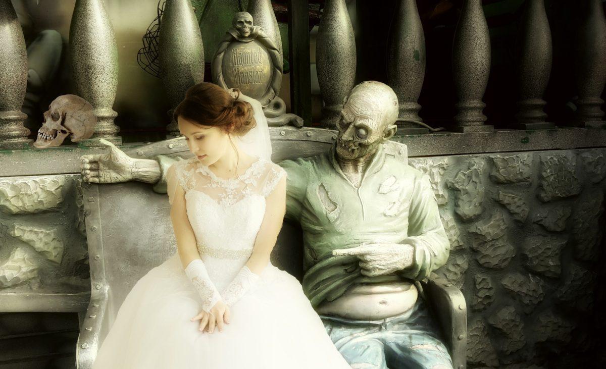 Me he enamorado de un zombie