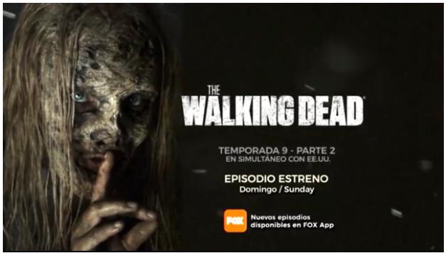 EPISODIO 9×9 DE THE WALKING DEAD
